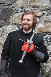 Daniel Flokenes, kasserer og hjelpetrener