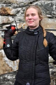 Margit Reiersen, leder, hjelpetrener